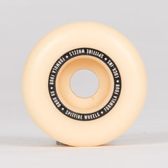 Spitfire Formula Four Lock Ins 99du Wheels Natural 52mm - Skateboard