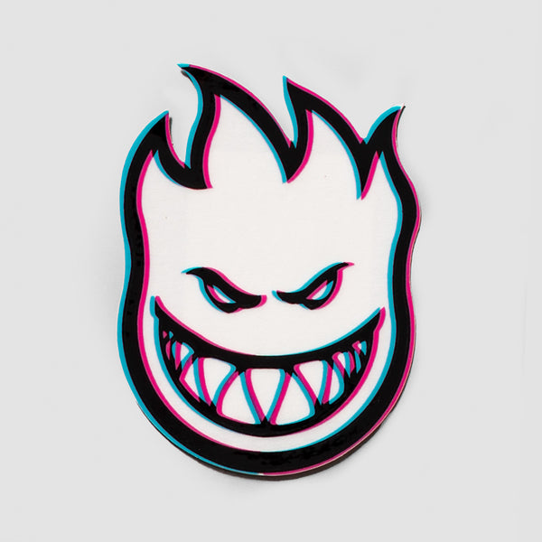 Spitfire Overlay Bighead Sticker 80x60mm