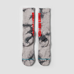 Stance Baker For Life Socks Grey - Accessories