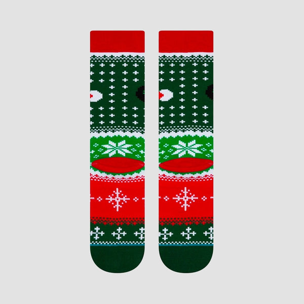 Stance Christmas Disney - Mickey Claus Socks Multi - Accessories