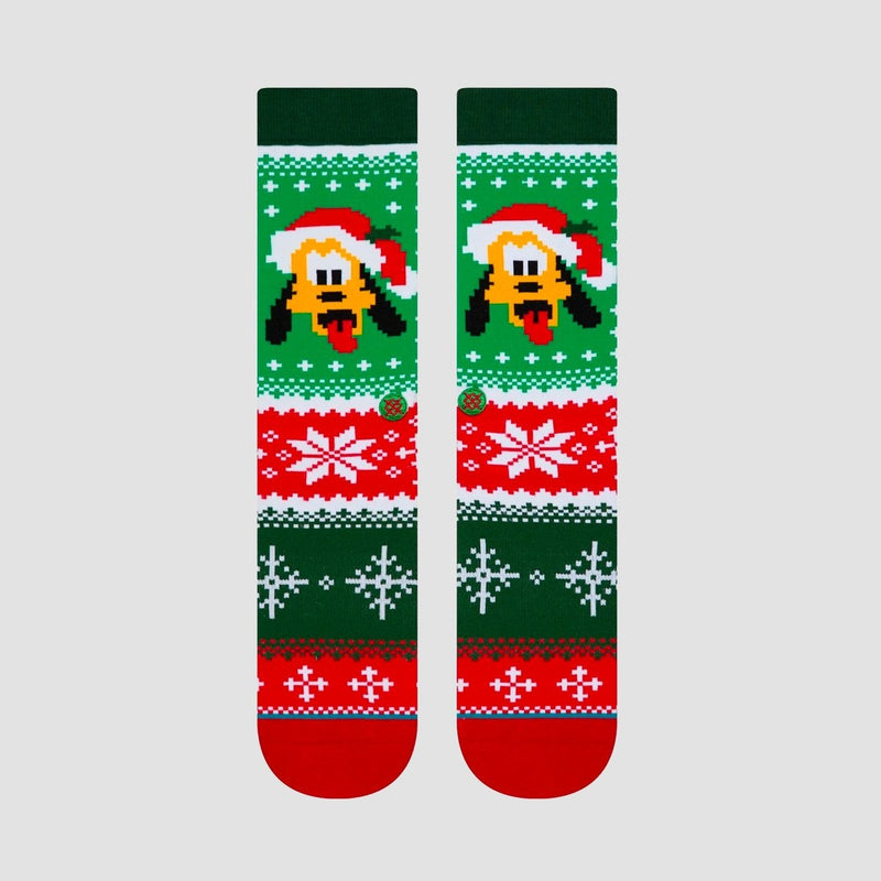 Stance Christmas Disney - Pluto Claus Socks Multi - Accessories