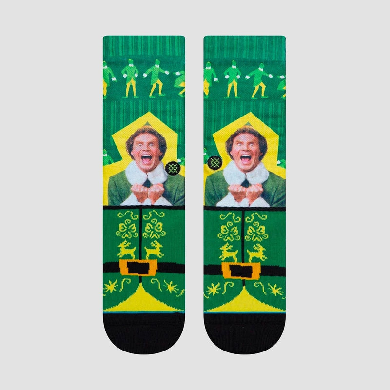 Stance I Know Him - Elf Socks Green - Accessories
