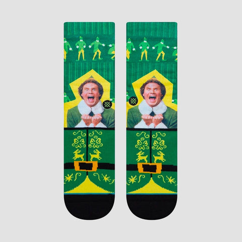 Stance I Know Him - Elf Socks Green