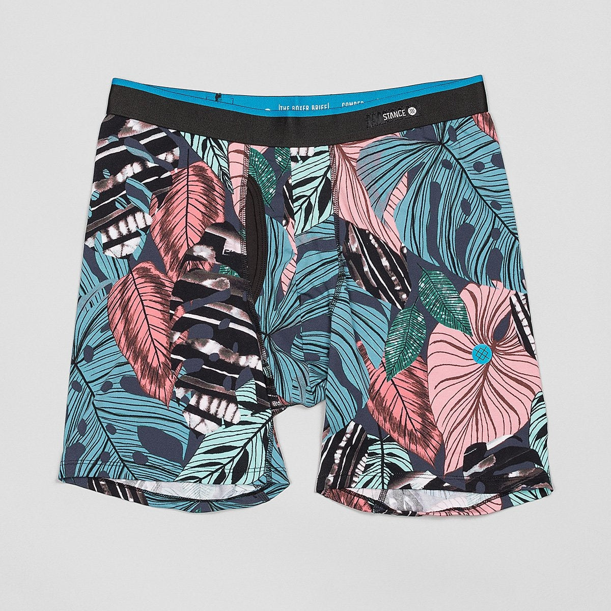 Stance Just Leave Boxer Brief Multi - Clothing
