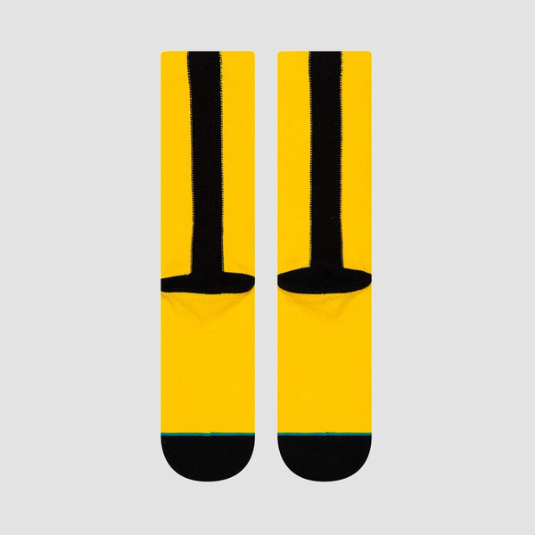 Stance Kill Bill Quentin Tarantino Socks Yellow - Accessories
