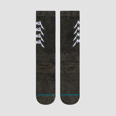 Stance Metallica - Stack Socks Black - Accessories