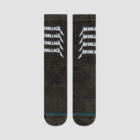 Stance Metallica - Stack Socks Black
