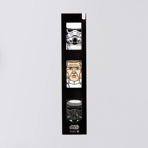 Stance Rogue One Socks 3 Pack Box Set - Unisex