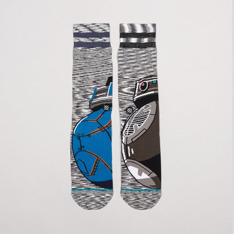 Stance Star Wars Astromech Socks Grey