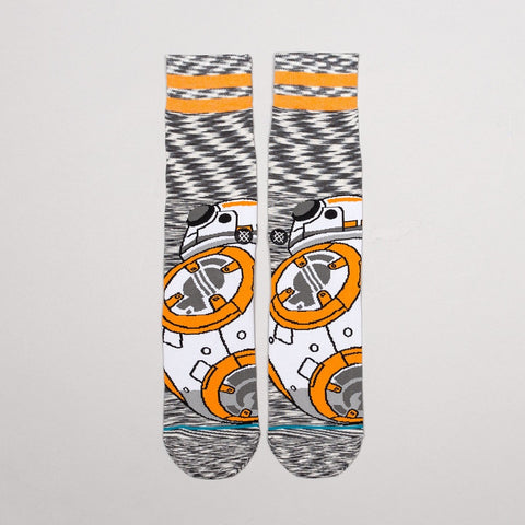 Stance Star Wars BB-8 Socks Grey