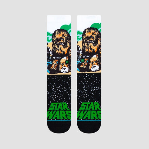 Stance Star Wars - Chewbacca Socks Green