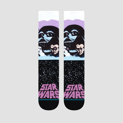 Stance Star Wars - Darth Vader Socks Purple