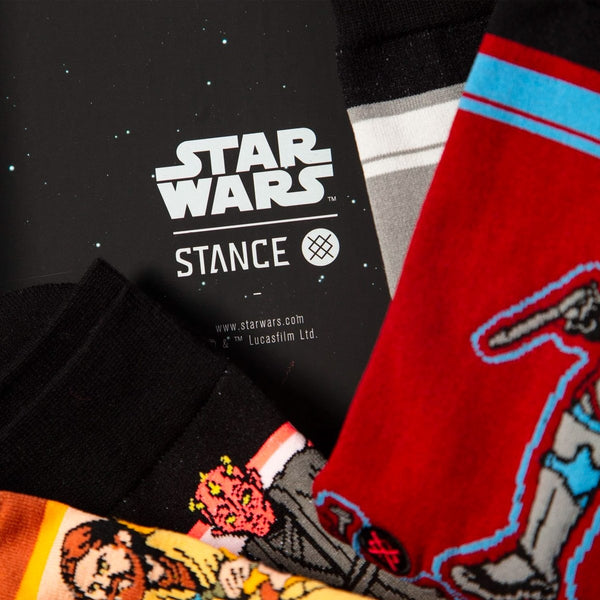 Stance Star Wars - Duos Socks 4 Pack Multi - Accessories