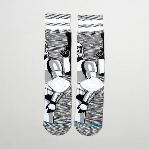 Stance Star Wars Empire Socks Grey - Accessories