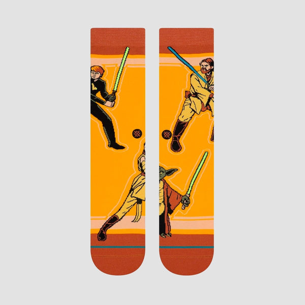 Stance Star Wars - Jedi Socks Yellow - Accessories