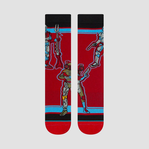 Stance Star Wars - Mandolorian Socks Navy