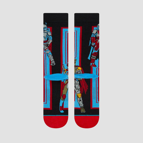 Stance Star Wars - Mandolorian Socks Navy - Accessories