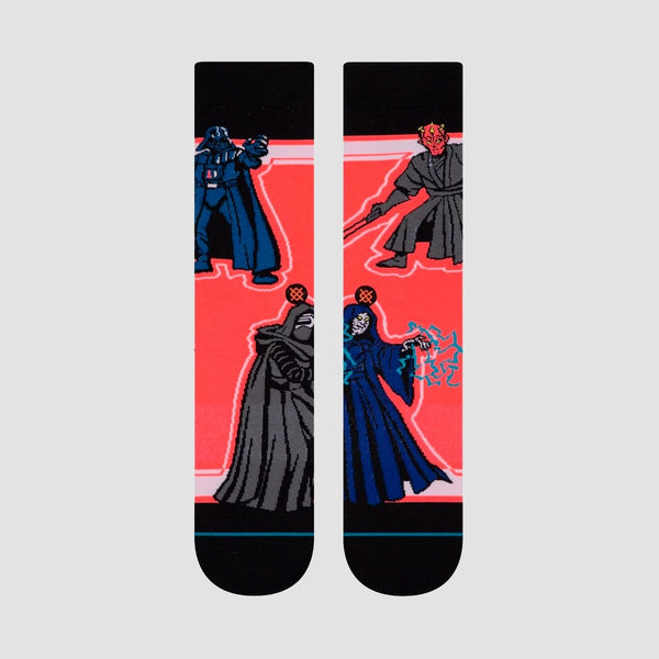 Stance Star Wars - Sith Socks Black - Accessories