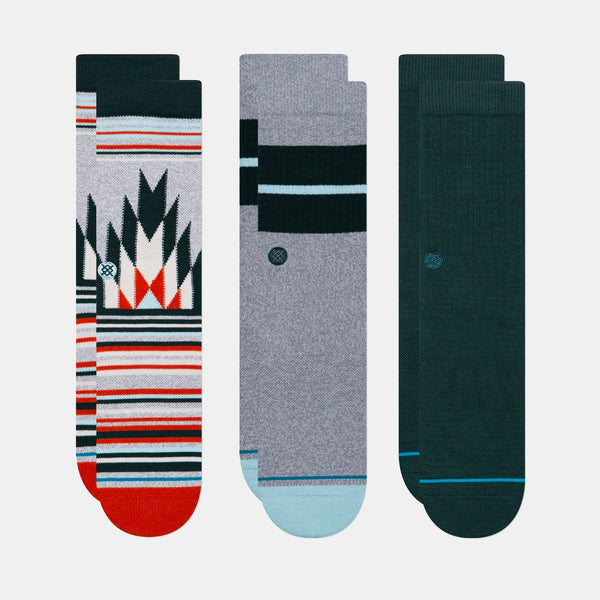 Stance The Classics Socks 3 Pack Multi