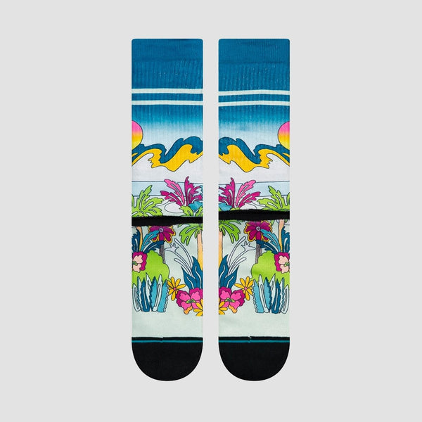 Stance Total Paradise Socks Multi - Accessories