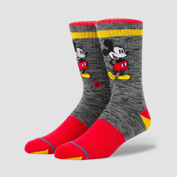 Stance Vintage Disney - Mickey Socks Black - Accessories