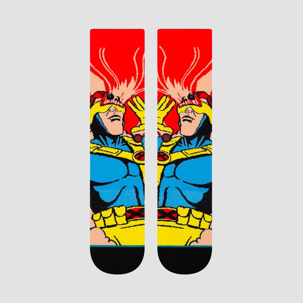 Stance X-Men - Cyclops Socks Magenta - Accessories