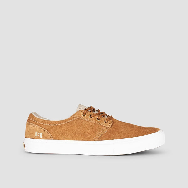 State Elgin Monks/Sand Suede - Footwear
