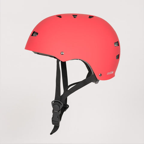 Sushi Multisport Helmet Matt Red