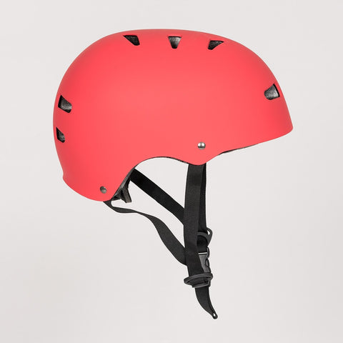 Sushi Multisport Helmet Matt Red - Safety Gear