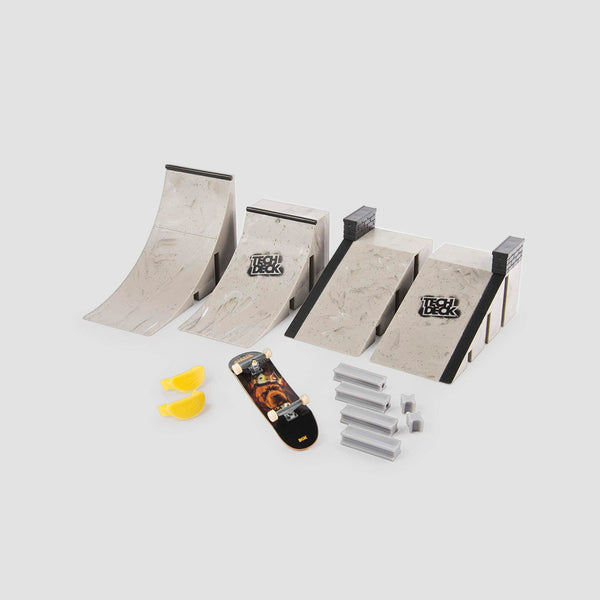 Tech Deck Starter Kit - Ramp Set