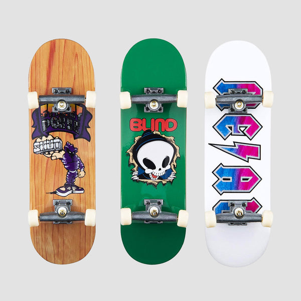 Tech Deck Ultimate Street Spots - Coast to Coast Edition