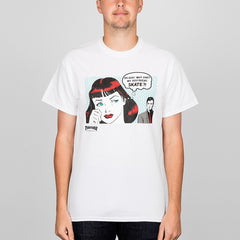 Thrasher New Boyfriend Tee White - Clothing