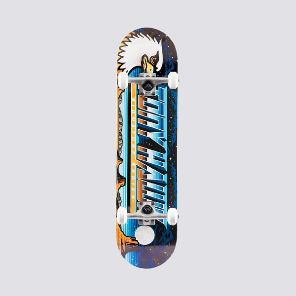 Tony Hawk Moonscape SS 180 Pre Built Complete Multi - 8.0 - Skateboard