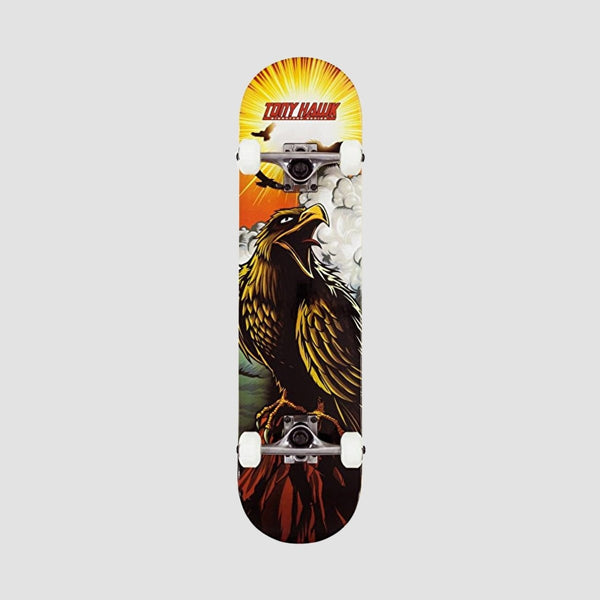 Tony Hawk Hawk Roar SS 180 Pre Built Complete Multi - 7.75 - Skateboard