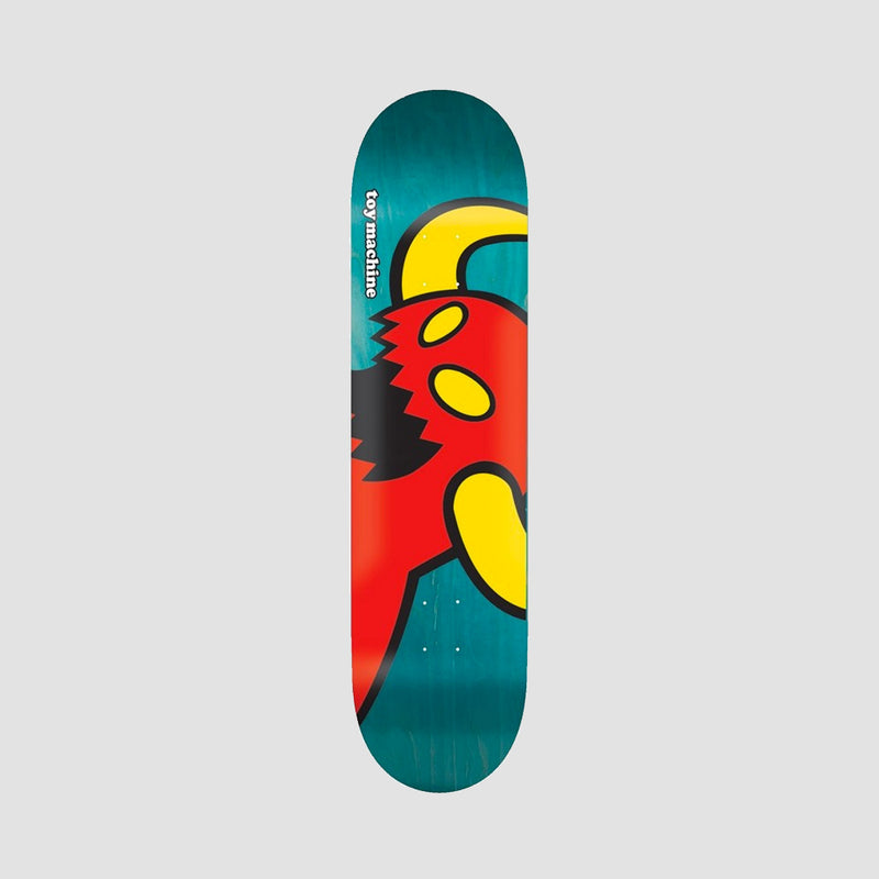 Toy Machine Vice Monster Deck Teal - 7.75""