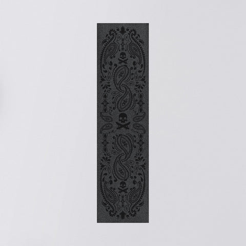 Truegrit Griptape Sheet Black Bandana - 9""