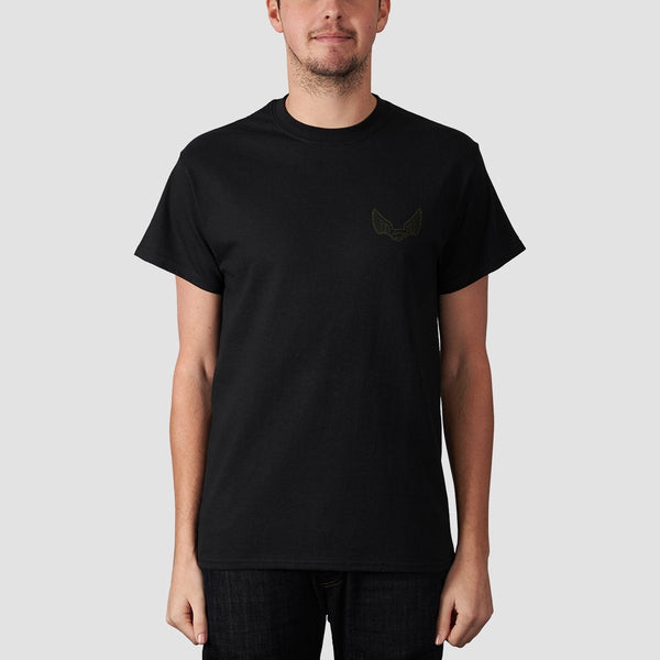 Unabomber Nano Tee Black - Clothing