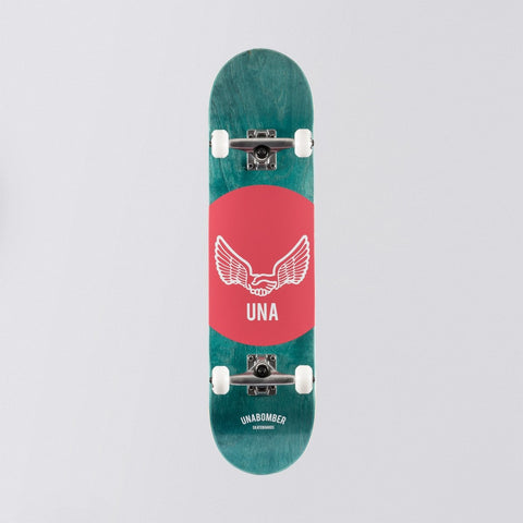 Unabomber Spot Pre-Built Complete Soft Red - 8""