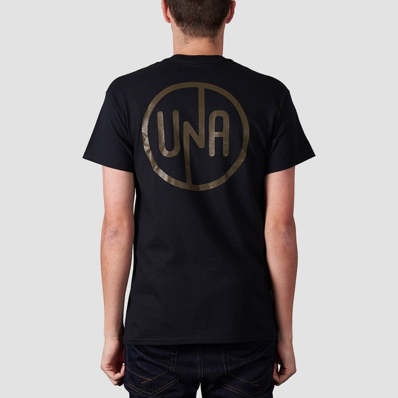 Unabomber Volt Tee Black - Clothing