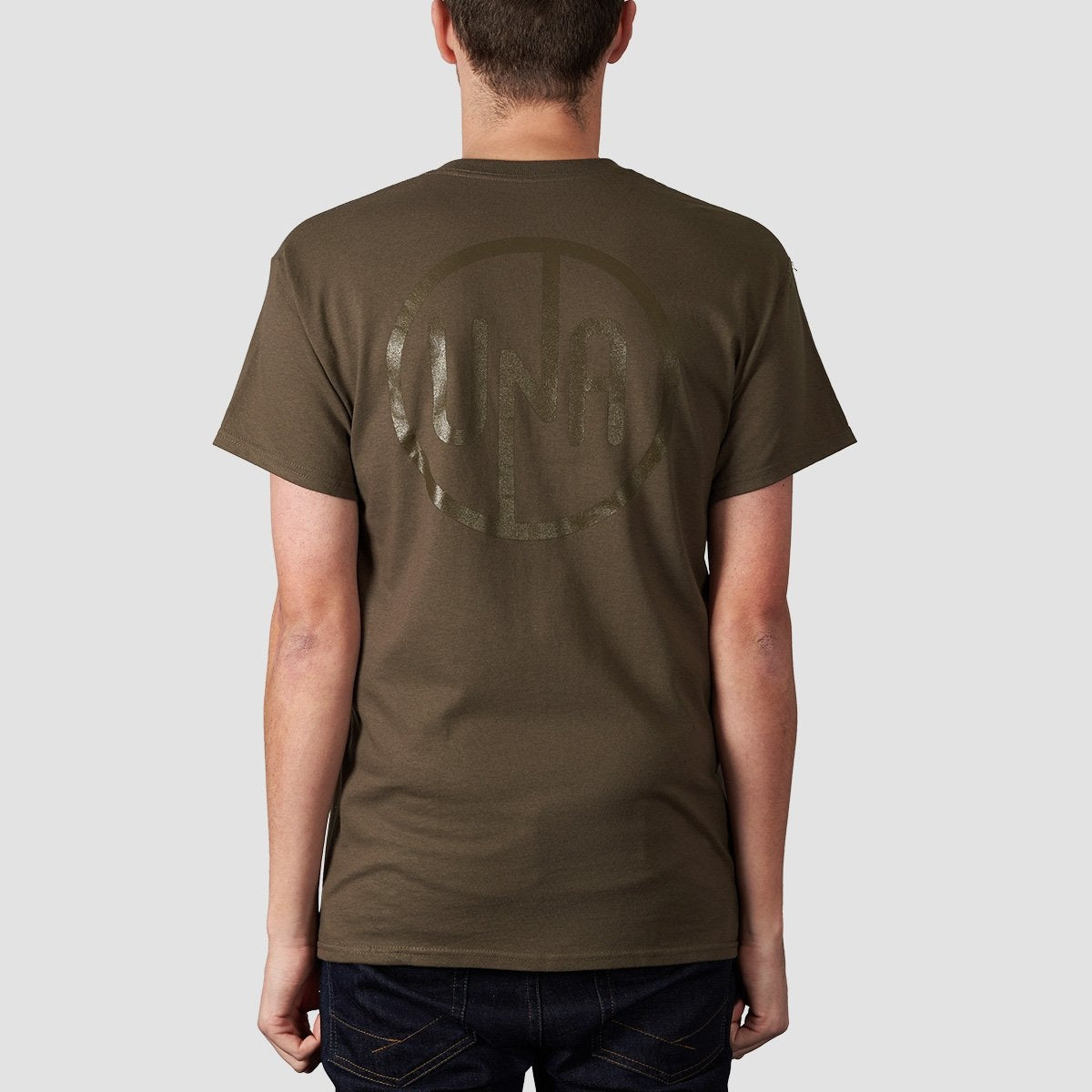Unabomber Volt Tee Olive - Clothing