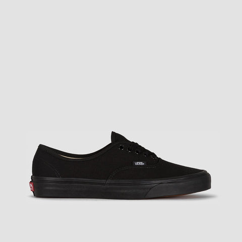 Vans Authentic Black/Black - Unisex L