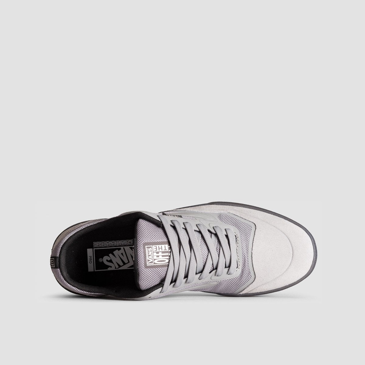 Vans Ave Pro Reflective Grey - Footwear