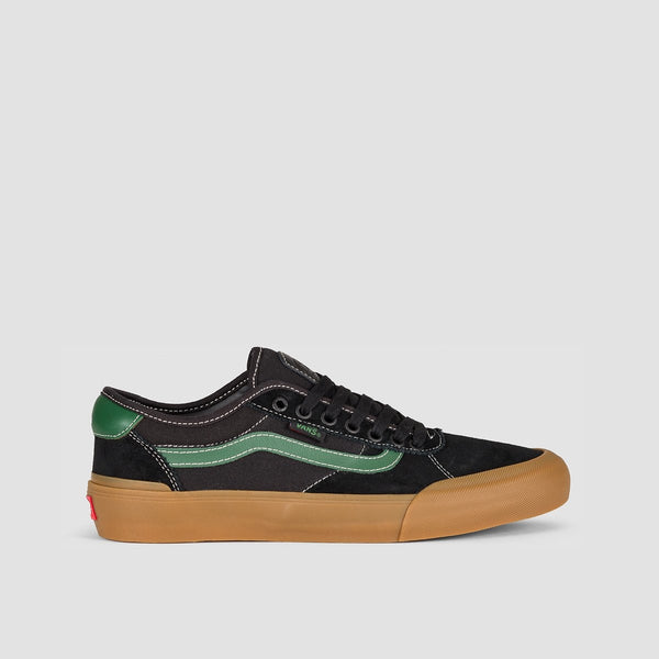 Vans Chima Pro 2 Black/Alpine - Footwear