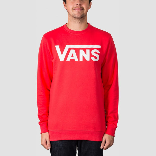 Vans Classic Crew Sweat Hibiscus - Clothing