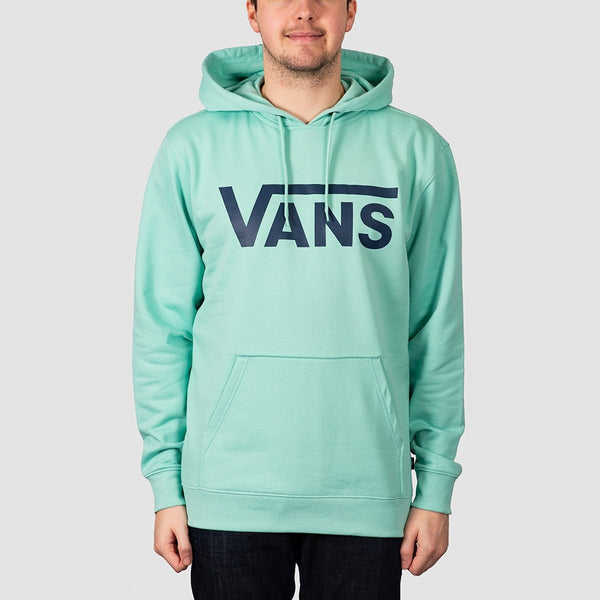 Vans Classic II Pullover Hood Dusty Jade Green/Dress Blues - Clothing