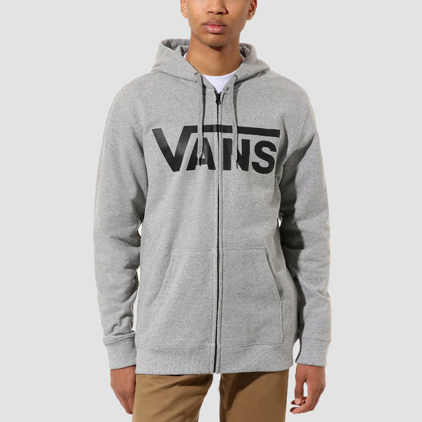 Vans Classic II Zip Hood Cement Heather/Black