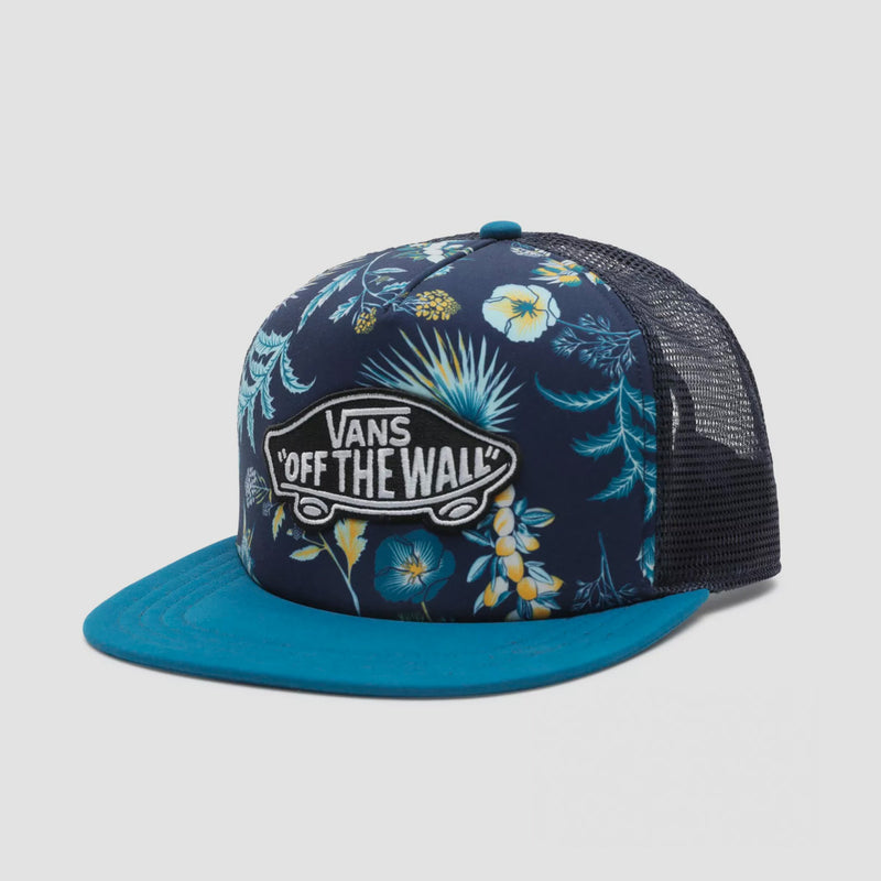 Vans Classic Patch Trucker Plus Cap Califas
