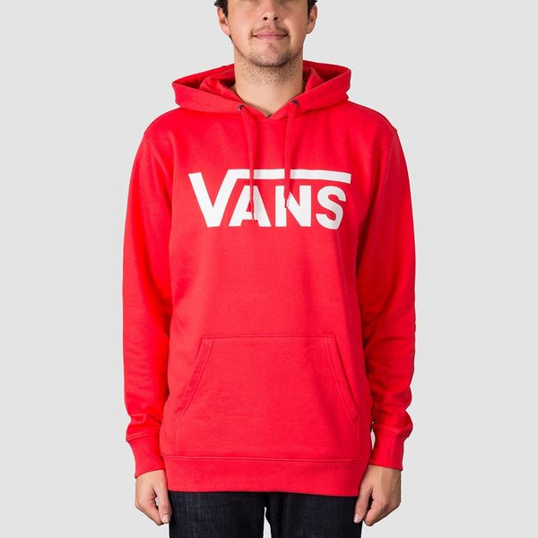 Vans Classic Pullover Hood Hibiscus - Clothing