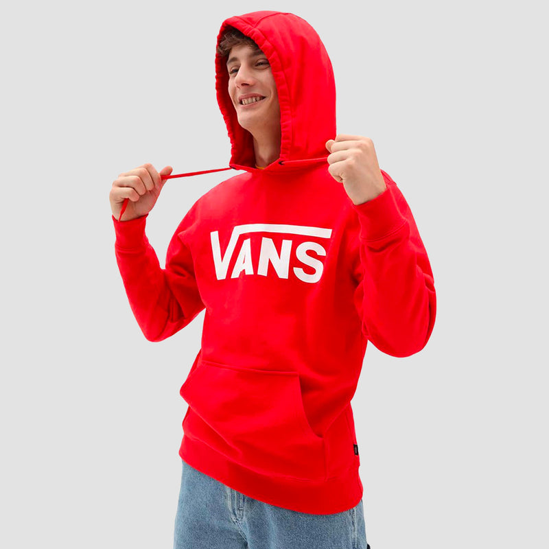 Vans Classic Pullover Hood II High Risk Red