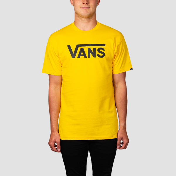 Vans Classic Tee Lemon Chrome